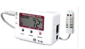 日本TANDD远程监控温度/湿度记录仪TR-72W(带以太网接口)