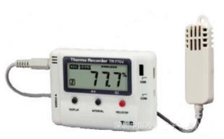 TANDD高精度温湿度记录仪TR-77Ui