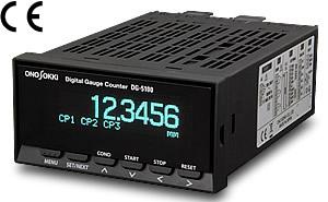 数字式位移m6米乐下载用计数器  DG-5100