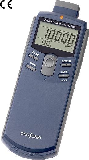 接触与非接触式数字手持式转速表  HT-5500