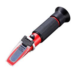 手持折射仪SK-100R具有自动温度补偿功能