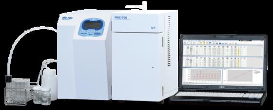 用于液体/气体样品的汞测量装置MD-700D