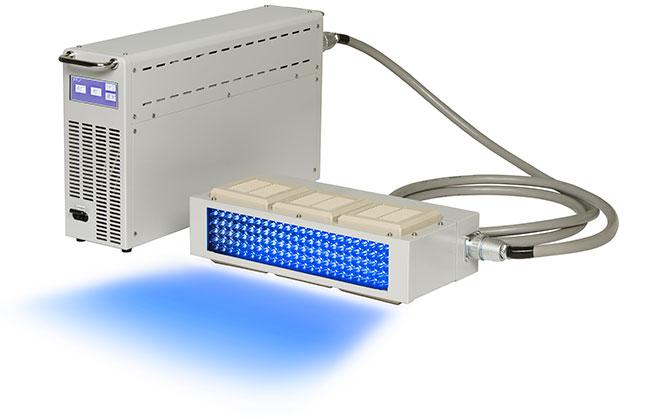 风冷UV-LED辐照装置