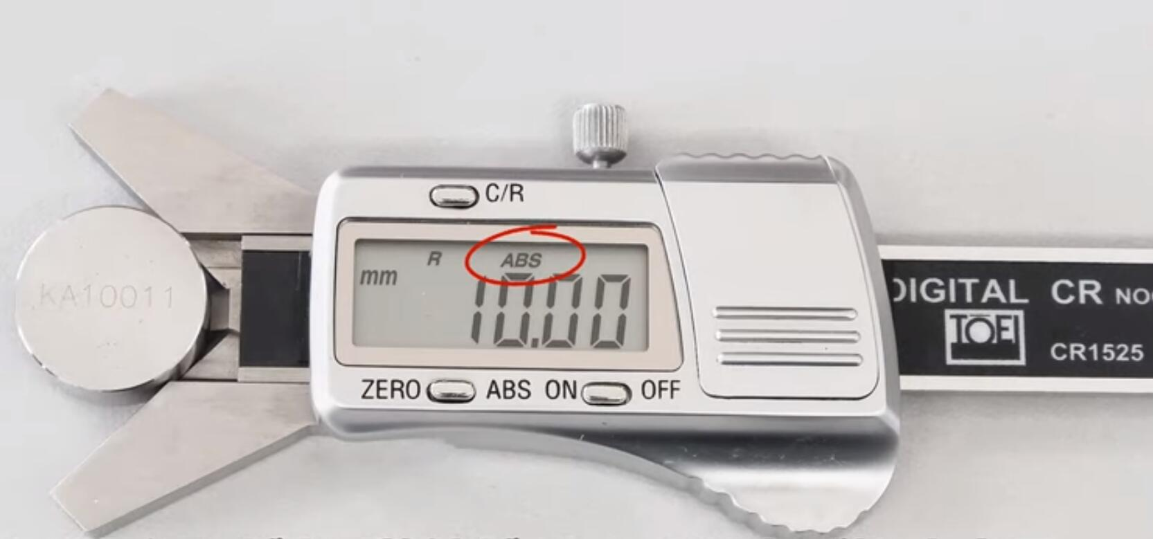 日本TOEI东荣CR倒角圆角测量规CR1525
